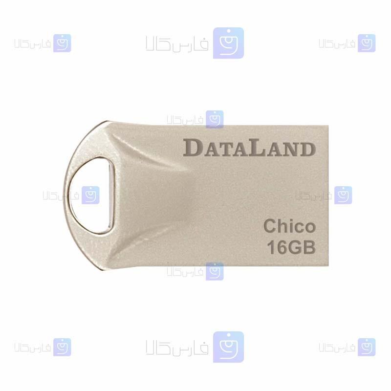 فلش مموری 16 گیگابایت دیتالند DataLand Chico USB 2.0 16GB Flash Memory