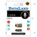 فلش مموری 8 گیگابایت دیتالند DataLand Chico USB 2.0 8GB Flash Memory
