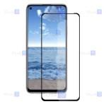 محافظ صفحه نمایش شیشه ای تمام چسب با پوشش کامل نوکیا Full Glass Screen Protector For Nokia 5.4