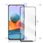 محافظ صفحه نمایش تمام چسب با پوشش کامل شیائومی Full Glass Screen Protector For Xiaomi Redmi Note 10 5G