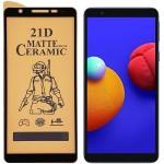محافظ صفحه نمایش مات سرامیکی تمام صفحه سامسونگ Full Matte Ceramics Screen Protector Samsung Galaxy A3 Core