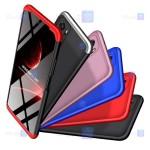 قاب محافظ با پوشش 360 درجه شیائومی GKK Color Full Cover For Xiaomi Poco F3