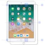 محافظ صفحه نمایش شیشه ای آیپد Glass Screen Protector For Apple iPad 9.7 2018