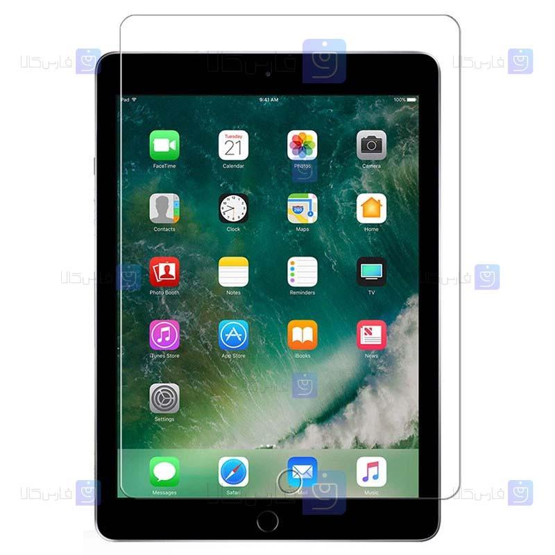 محافظ صفحه نمایش شیشه ای آیپد Glass Screen Protector For Apple iPad Air 10.5 2019