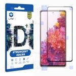 محافظ صفحه نمایش تمام چسب با پوشش کامل لیتو سامسونگ LITO D+ Dustproof Screen Protector For Samsung Galaxy S20 FE 5G