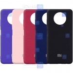 قاب محافظ سیلیکونی شیائومی Silicone Case For Xiaomi Redmi Note 9T