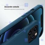 قاب محافظ فراستد مگنتی نیلکین اپل Nillkin Frosted Shield Pro Magnetic Case Apple iPhone 12