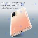 قاب محافظ ژله ای نیلکین شیائومی Nillkin Nature Series TPU case for Xiaomi Redmi Note 10 Pro Max