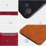 کیف محافظ چرمی نیلکین شیائومی Nillkin Qin Case For Xiaomi Redmi Note 9 4G