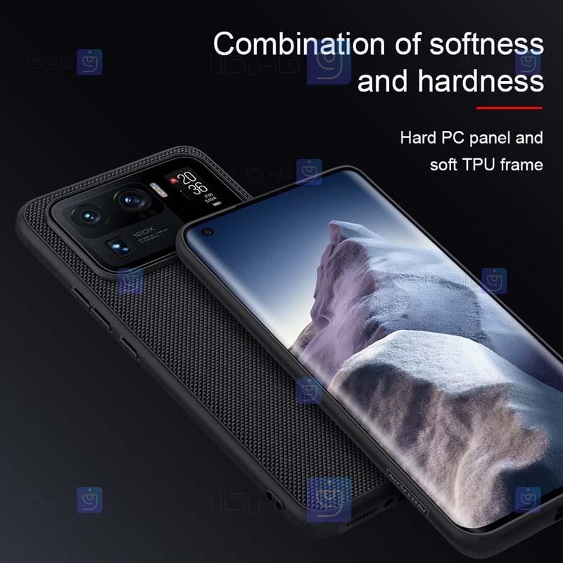 قاب محافظ نیلکین شیائومی Nillkin Textured nylon fiber Case Xiaomi Mi 11 Ultra