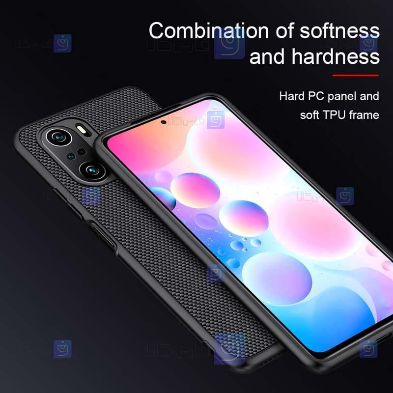 قاب محافظ نیلکین شیائومی Nillkin Textured nylon fiber Case Xiaomi Redmi K40