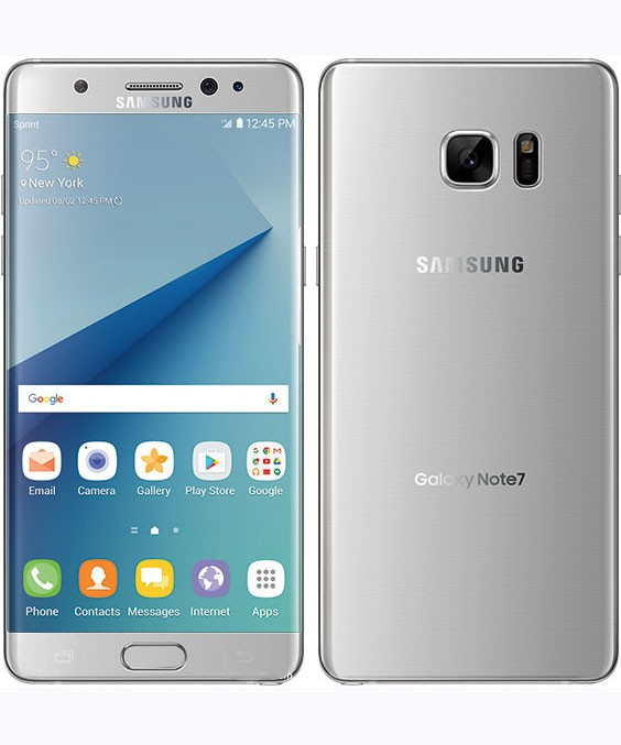 لوازم جانبی گوشی Samsung Galaxy Note 7