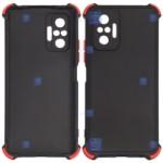 قاب محافظ ژله ای ضد ضربه با محافظ لنز شیائومی Shockproof Cover Case For Xiaomi Redmi note 10 pro max