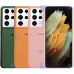 قاب محافظ سیلیکونی سامسونگ Silicone Case For Samsung Galaxy S21 Ultra