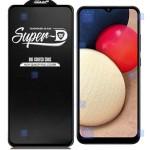 گلس گوشی سامسونگ Super D Full Glass Screen Protector For Samsung Galaxy F02s