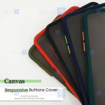 قاب محافظ پشت مات هواوی Transparent Hybrid Case Huawei P Smart S