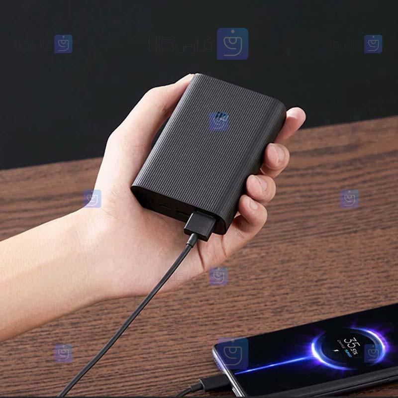 پاوربانک شیائومی مدل Xiaomi Mi Power Bank 3 Ultra Compact-10000mAh
