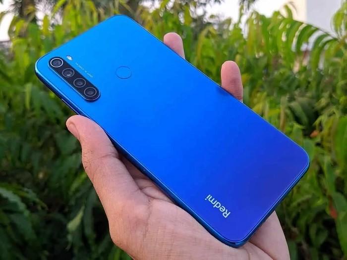 گوشی Xiaomi Redmi Note 8 2021 دو سیم کارت با ظرفیت 128 گیگابایت