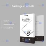 محافظ لنز دوربین دوتایی نیلکین سامسونگ Nillkin InvisiFilm camera protector for Samsung Galaxy S21