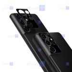 محافظ لنز دوربین دوتایی نیلکین سامسونگ Nillkin InvisiFilm camera protector for Samsung Galaxy S21 Ultra