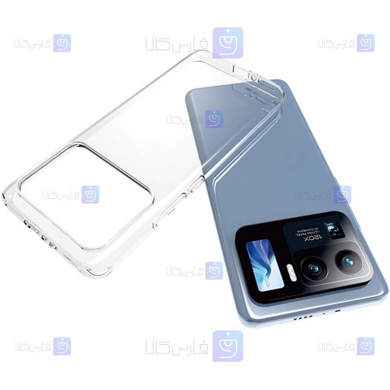 قاب ژله ای Xiaomi Mi 11 Ultra مدل شفاف