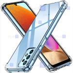 قاب ژله ای کپسول دار Clear Tpu Air Rubber Jelly Case For Samsung Galaxy A32 4G