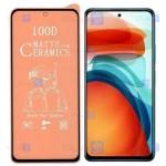 محافظ صفحه سرامیکی Xiaomi Redmi Note 10 Pro 5G مدل مات