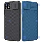 قاب نیلکین Samsung Galaxy A22 5G مدل CamShield