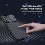 قاب محافظ نیلکین گوشی سامسونگ Nillkin CamShield Pro Case for Samsung Galaxy S21 FE