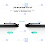 محافظ لنز دوربین دوتایی نیلکین آیفون Nillkin InvisiFilm camera protector for Apple iPhone Xs