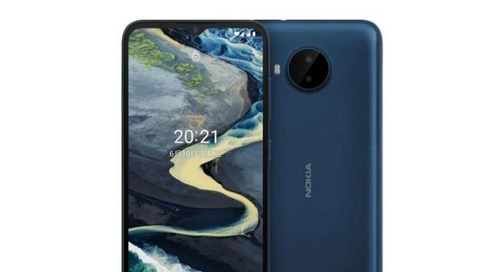 گوشی Nokia C20 Plus دو سیم کارت با ظرفیت 32 گیگابایت