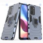 قاب محافظ ضد ضربه انگشتی شیائومی Ring Holder Iron Man Armor Case Xiaomi Mi 11X