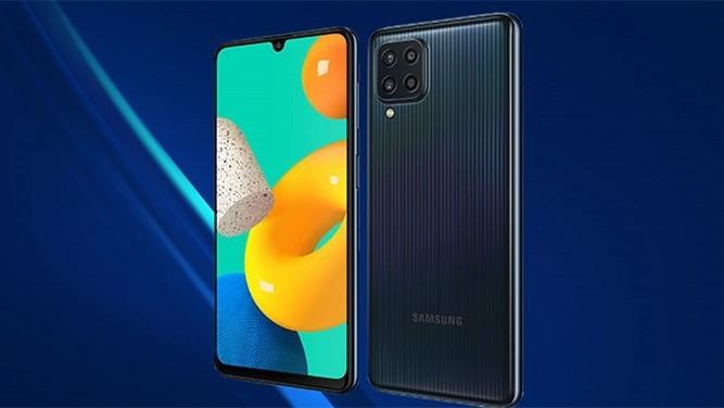 گوشی Samsung Galaxy M32 دو سیم کارت با ظرفیت 128 گیگابایت