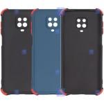 قاب محافظ ژله ای ضد ضربه با محافظ لنز شیائومی Shockproof Cover Case For Xiaomi Redmi Note 9S