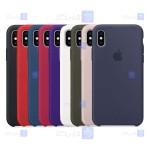 قاب سیلیکونی Apple iPhone X