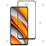 گلس فول Xiaomi Poco F3 مدل Super D