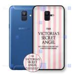قاب فانتزی دخترانه گوشی سامسونگ Samsung Galaxy A6 2018 مدل Victoria's Secret