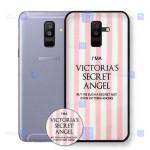 قاب فانتزی دخترانه گوشی سامسونگ Samsung Galaxy A6 Plus 2018 مدل Victoria's Secret