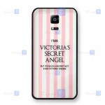 قاب فانتزی دخترانه گوشی سامسونگ Samsung Galaxy Note 4 مدل Victoria's Secret
