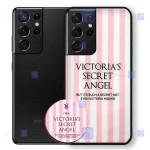 قاب فانتزی دخترانه گوشی سامسونگ Samsung Galaxy S21 Ultra مدل Victoria's Secret