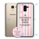 قاب فانتزی دخترانه گوشی سامسونگ Samsung Galaxy j6 مدل Victoria's Secret