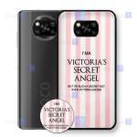 قاب فانتزی دخترانه Xiaomi Poco X3 NFC مدل Victoria's Secret