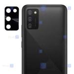 محافظ لنز دوربین Samsung Galaxy A02s مدل فلزی
