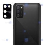 محافظ لنز دوربین Samsung Galaxy M02s مدل فلزی