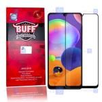 گلس فول Samsung Galaxy A31 مدل Buff