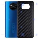 قاب کربنی Xiaomi Poco X3 NFC مدل Carbon Shield
