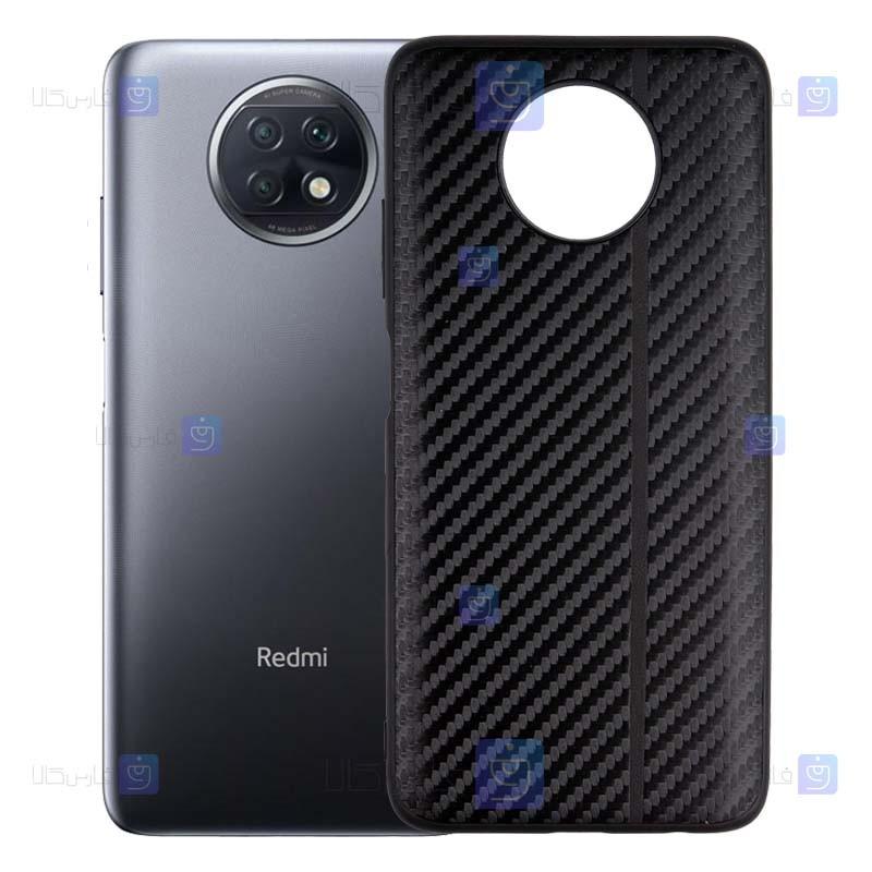 قاب کربنی گوشی Xiaomi Redmi Note 9T مدل Carbon Shield