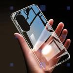 قاب ژله ای Huawei Honor 50 SE مدل شفاف