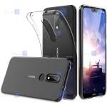 قاب ژله ای Nokia 6.1 Plus مدل شفاف