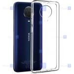 قاب ژله ای Nokia G30 مدل شفاف